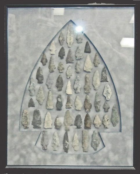 Arrowhead Collage Sample Vertical