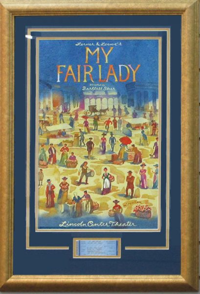 MyFairLadyPoster